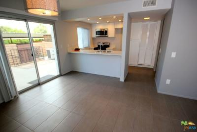 Palm Springs Condo/Townhouse Active Under Contract: 2246 North Indian Canyon Drive #C