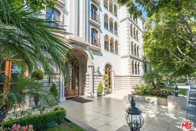 Beverly Hills Condo/Townhouse For Sale: 9233 Burton Way #406