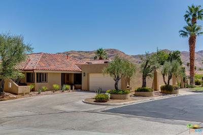 Palm Springs Single Family Home For Sale: 2862 Greco Court