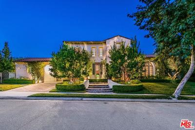 Calabasas CA Single Family Home For Sale: $4,199,000