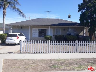 Compton Single Family Home For Sale