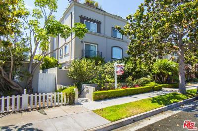 Santa Monica Condo/Townhouse Active Under Contract: 1252 Euclid Street #105