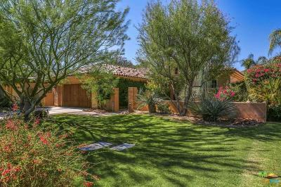Rancho Mirage Single Family Home For Auction: 23 Via Las Flores