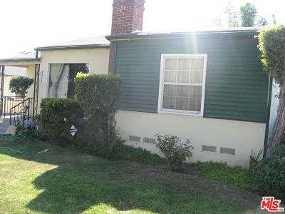 Inglewood Single Family Home For Sale: 8249 West