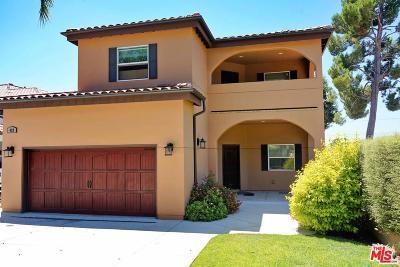 Altadena Single Family Home For Sale: 432 East Sacramento Street