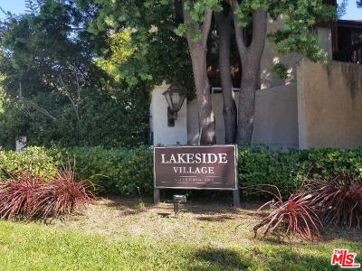 Culver City Condo/Townhouse For Sale: 11101 Summertime Lane #101