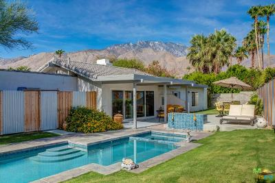 Palm Springs Single Family Home For Sale: 1126 East El Cid