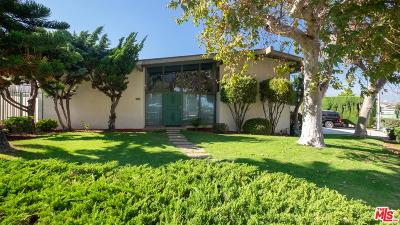 Los Angeles Single Family Home For Sale: 3901 Don Felipe Drive
