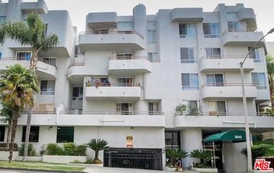 Los Angeles Condo/Townhouse For Sale: 500 South Berendo Street #313