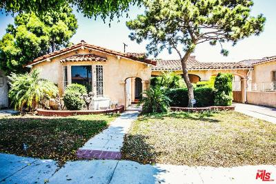 Inglewood Single Family Home For Sale: 8204 South 2nd Avenue