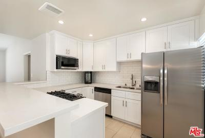 Beverly Hills Rental For Rent: 337 North Oakhurst Drive #1