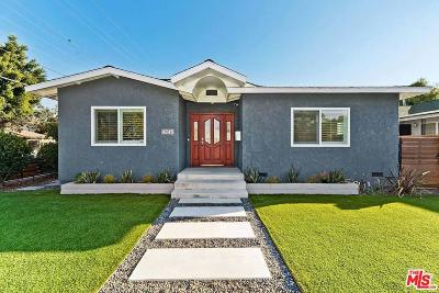 Culver City Single Family Home For Sale: 4245 Lafayette Place