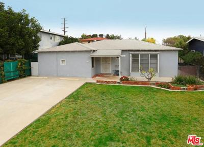 Single Family Home For Sale: 2008 South Barrington Avenue