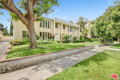 Sherman Oaks Condo/Townhouse For Sale: 15238 Dickens Street