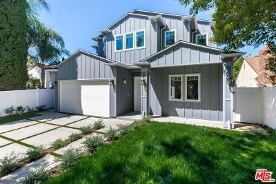 Studio City Single Family Home For Sale: 12127 Laurel Terrace Drive
