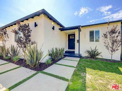 Los Angeles Single Family Home For Sale: 1901 Stearns Drive