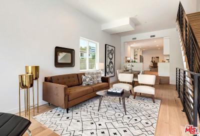 Culver City Condo/Townhouse For Sale: 4036 La Salle Avenue
