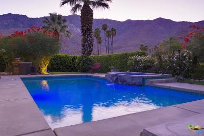 Palm Springs Single Family Home For Sale: 450 East Bogert Trails