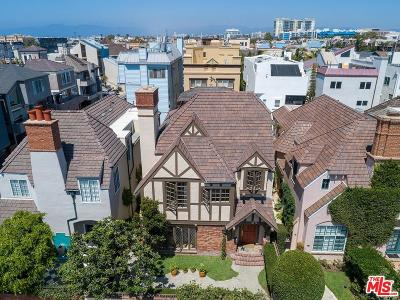 Marina Del Rey Single Family Home For Sale: 117 Northstar