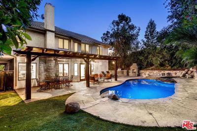 Agoura Hills Single Family Home For Sale: 5638 Walnut Ridge Drive