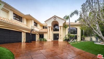 Calabasas CA Single Family Home For Sale: $4,375,000