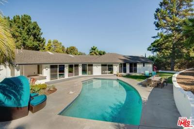 Los Angeles County Single Family Home For Sale: 1803 Manzanita Park Avenue