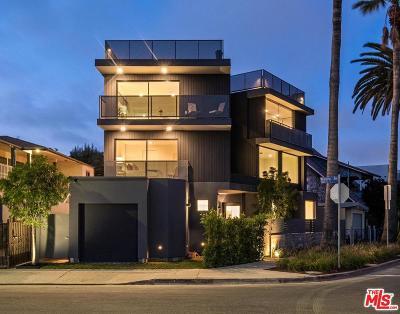 Venice Single Family Home For Sale: 407 Rialto Avenue