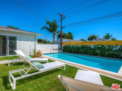 Los Angeles County Single Family Home For Sale: 6326 West 83rd Street