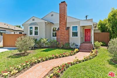 Los Angeles Single Family Home Active Under Contract: 9408 Kramerwood Place