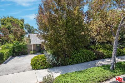 Los Angeles Single Family Home For Sale: 3733 Ocean View Avenue
