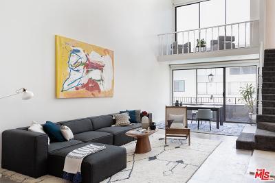 Condo/Townhouse For Sale: 8455 Fountain Avenue #620