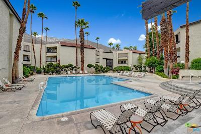Palm Springs Condo/Townhouse For Sale: 1510 South Camino Real #216A