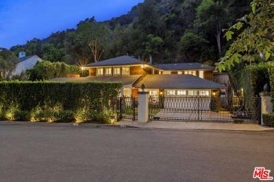 Los Angeles Single Family Home For Sale: 919 Chantilly Road