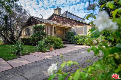 Single Family Home For Sale: 3231 Colby Avenue