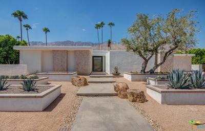 Palm Springs Single Family Home For Sale: 2397 South Caliente Drive