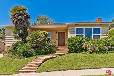 Los Angeles Single Family Home For Sale: 2213 South Beverly Drive
