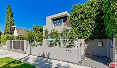 Los Angeles Single Family Home For Sale: 322 North Kings Road