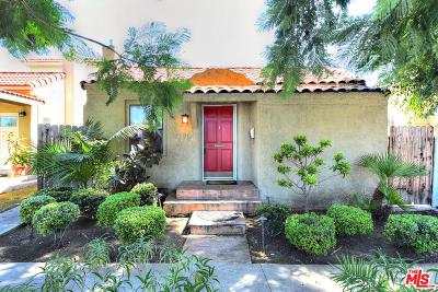 Culver City Single Family Home For Sale: 4270 Jackson Avenue