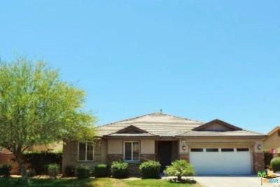 Indio Single Family Home For Sale: 43573 Campo Place