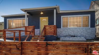 Los Angeles Single Family Home For Sale: 4780 Dozier Avenue