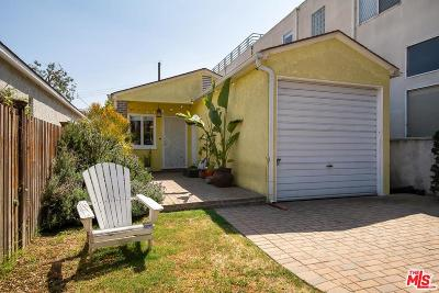 Marina Del Rey Single Family Home For Sale: 840 Dickson Street