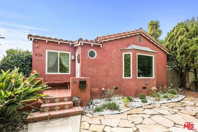 Los Angeles Single Family Home For Sale: 8718 Cadillac Avenue