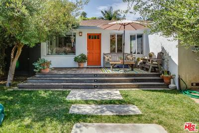Los Angeles Single Family Home For Sale: 3645 Greenwood Avenue