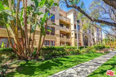 Beverly Hills Rental For Rent: 411 North Oakhurst Drive #109