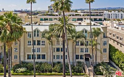 Beverly Hills Condo/Townhouse For Sale: 433 North Doheny Drive #107