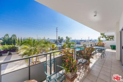 Single Family Home For Sale: 1155 North La Cienega #202