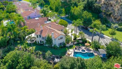 Calabasas CA Single Family Home For Sale: $2,199,000