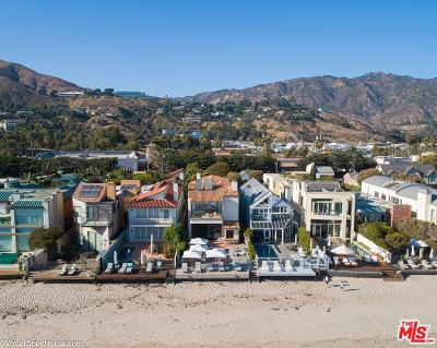 Malibu Single Family Home For Sale: 23762 Malibu Road