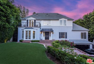 Los Angeles CA Single Family Home For Sale: $3,895,000