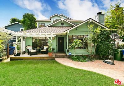 Single Family Home For Sale: 3617 Rosewood Avenue